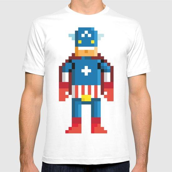 Pixelman America T-shirt