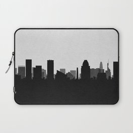 City Skylines: Baltimore Laptop Sleeve
