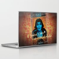 amelie Laptop & iPad Skins featuring Amelie by Anna Siviero