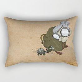 KIRI, LA ABUELA Rectangular Pillow