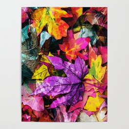 Fall needs love Poster