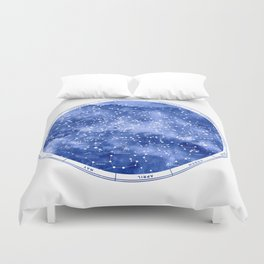 Northern Stars Duvet Cover