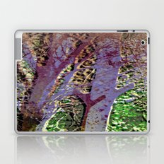 Purple tree Laptop & iPad Skin