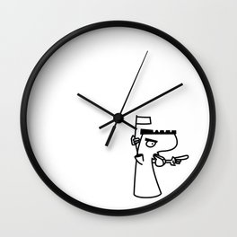 football referee Wall Clock