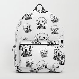 Goldendoodle Dog Gifts Backpack