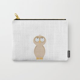 Owlie Little Owl Hatchling Carry-All Pouch