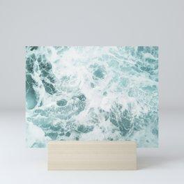 Rough Ocean Mini Art Print