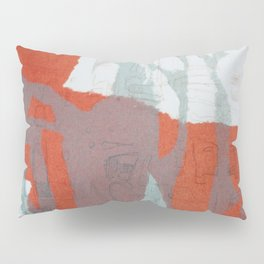 View From Above Pillow Sham