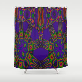 Front Wheels... Shower Curtain