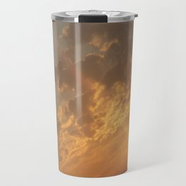 Sun in a corner Travel Mug