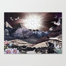 CREATURE OF THE UNIVERSE Canvas Print