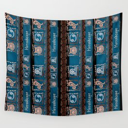 Astro pattern Wall Tapestry