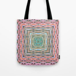 Touchy Vibrations. Tote Bag