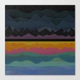 Nightvision  Canvas Print