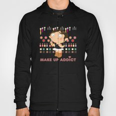 Make up addict Hoody