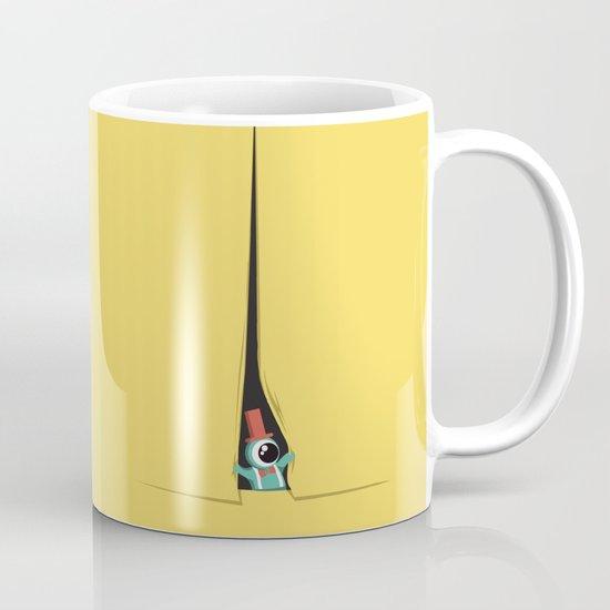 Peek show! Mug