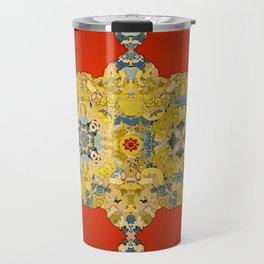 Silk 01 Travel Mug