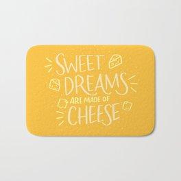 Cheese Dreams Bath Mat