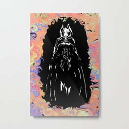 Made In Abyss Ozen Metal Print