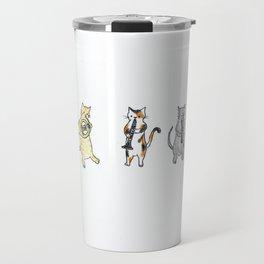 Meowtet Travel Mug