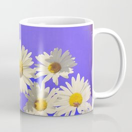 Daisy Chain Flower Art Coffee Mug