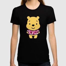 Cute Winnie The Pooh T-shirt