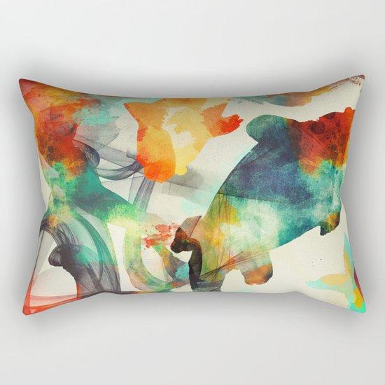 Life Cycle Rectangular Pillow