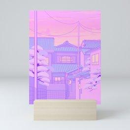 Kyoto Walk Mini Art Print