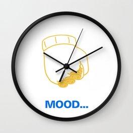 Draymond's Mood Wall Clock