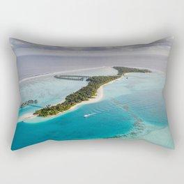 Maldives Rectangular Pillow
