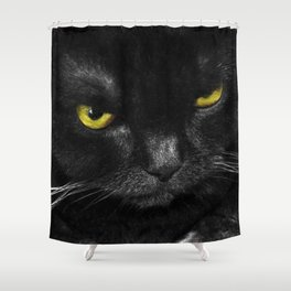 Muimui 2 Shower Curtain