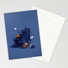 Movie Break Stationery Cards