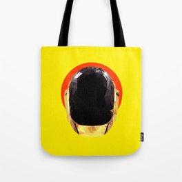 Daft Low Poly Punk Tote Bag