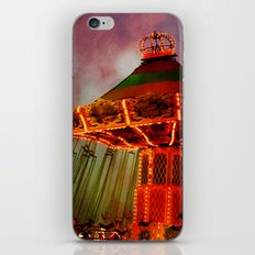 Carnival Ride iPhone & iPod Skin