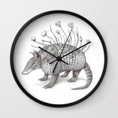 Armadillito Wall Clock