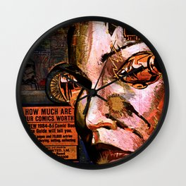 88 cents Wall Clock