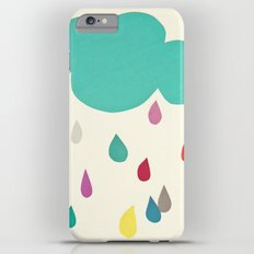 Sunshine and Showers iPhone 6 Plus Slim Case