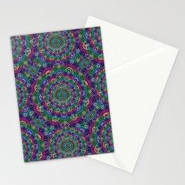 Bohemian Hippy Chic Stationery Cards