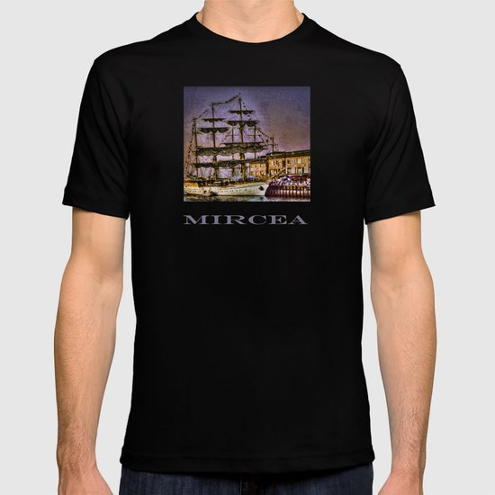 "Tall Ship ""Mircea"" T-shirt"