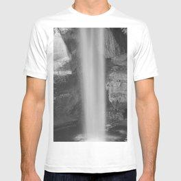 Waterfall at its Base T-shirt