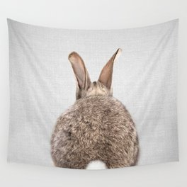Rabbit Tail - Colorful Wall Tapestry