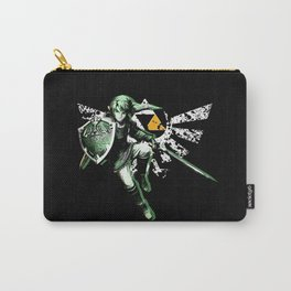 Triforce of Courage Carry-All Pouch