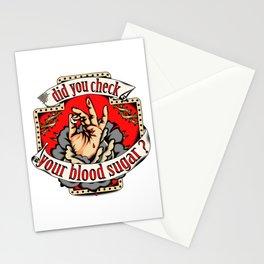 Blood Sugar, Tattoo, Tattoostyle, Tattooart, Flashtattoo, Stationery Cards