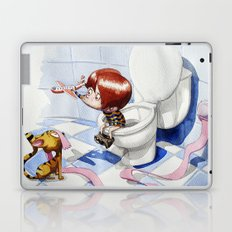 In the intimacy Laptop & iPad Skin
