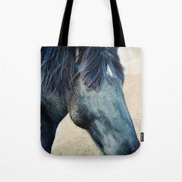 Blue Merlin Tote Bag