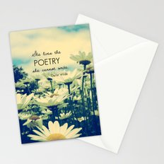Poetic Life Stationery Cards