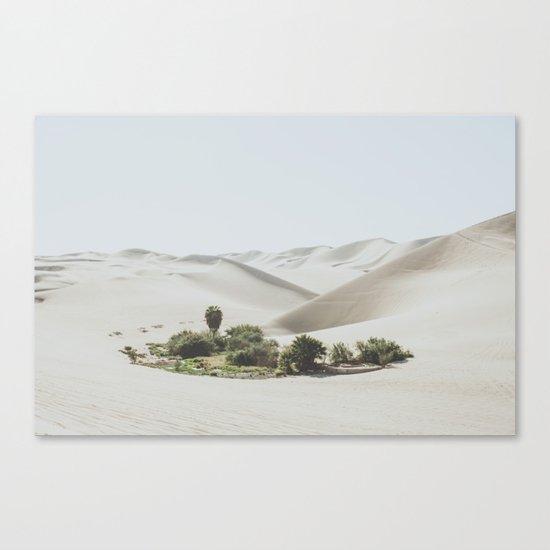 Huacacina, Peru I Canvas Print