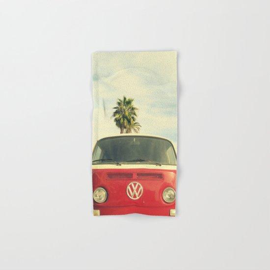 VW Coastin' Hand & Bath Towel