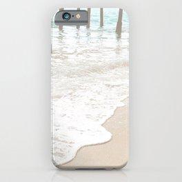 Huntington Beach Wave // California Ocean Sandy Beaches Surf Country Pacific West Coast Photography iPhone Case