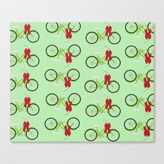 Christmas Wrapping Canvas Print